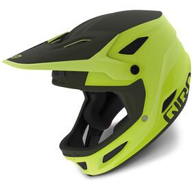Giro Disciple MIPS casco per bici giallo/verde oliva